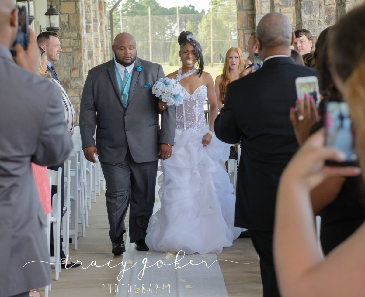 Berkeley Hills Country Club: Mr. Kwesi & Mrs. Orion Cudjoe-Chow