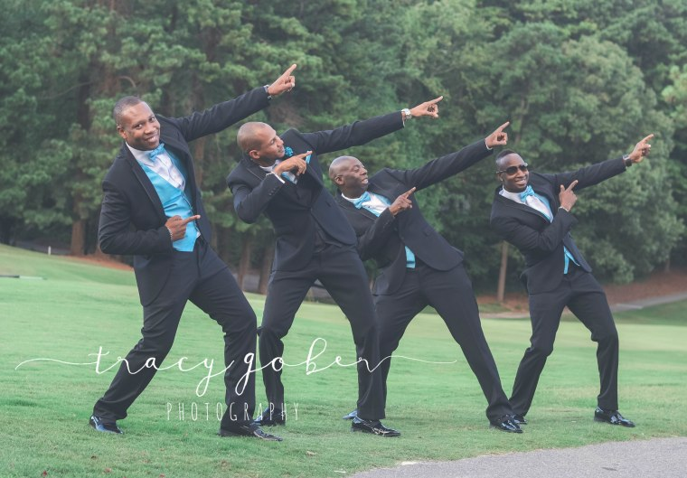 The Groomsmen #boltitout