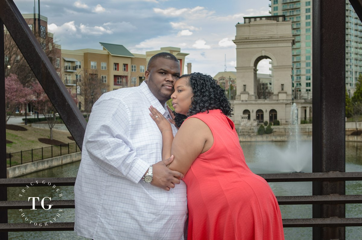 Kidd & McClendon: Engagement Shoot
