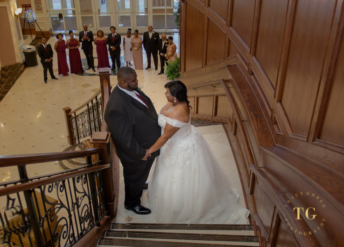 Wedding Bells: Mr. & Mrs. McClendon