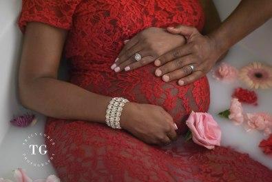 Whitney & Emmanuel Maternity
